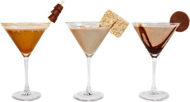 Adult Chocolate Milk Cocktails