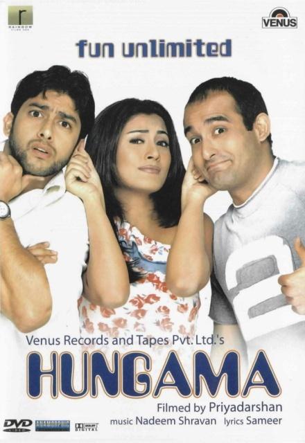 Hungama (2003) | Top 100 Hindi Movies | Pinterest