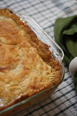 Old-Fashioned Rich Chicken Pot Pie | Eats & Treats ! | Pinterest