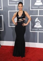 Alicia keys Grammy Dress  HitAlicia Keys Grammy Dress
