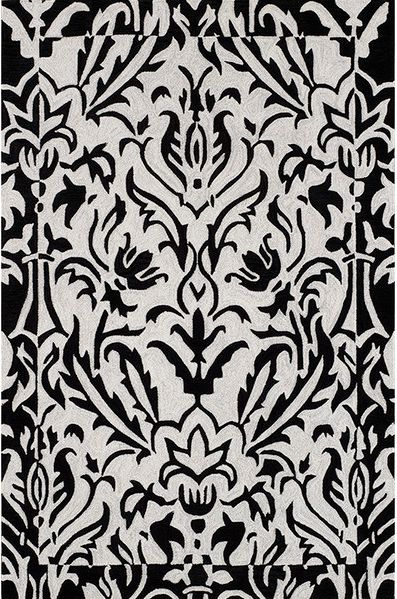 Elegant, striking. Studio Black Area Rug. | cort.com