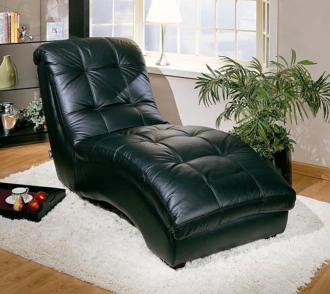 Pinterest discover and save creative ideas for Black tufted chaise lounge