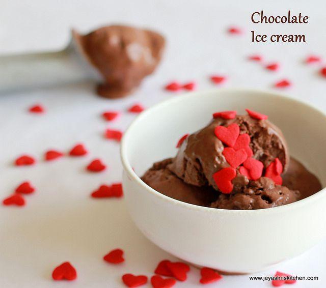 ... like this: ice cream recipes , chocolate ice cream and cream recipes