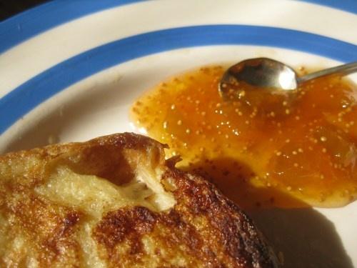 Orange fig jam (microwave) | Nuclear Science ;0 | Pinterest