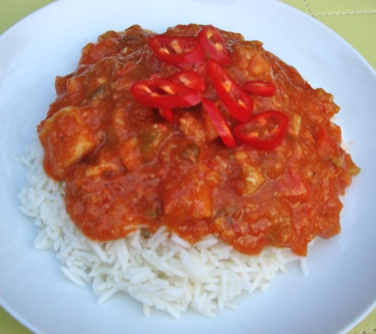 Spicy Chicken & Sausage Gumbo | soups | Pinterest