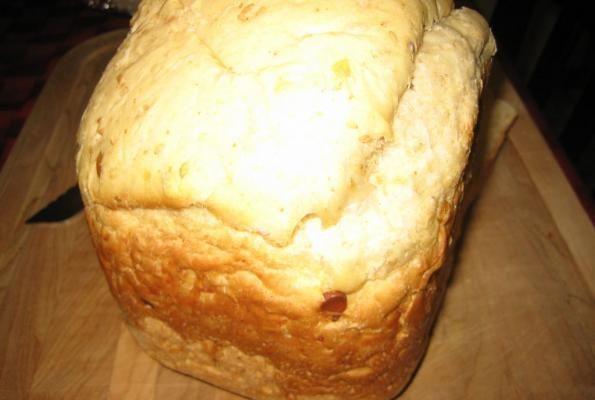 Vegan Fruit & Nut Granola Bread | Breads | Pinterest