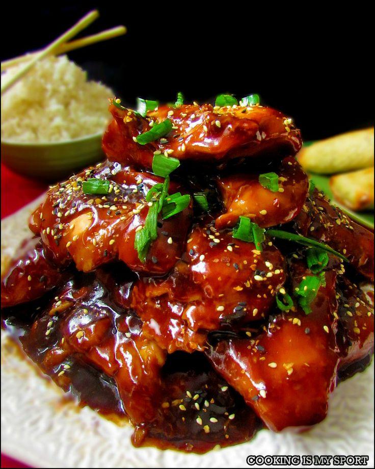 Hoisin Chicken...Sue 2014 | Stirring the Pot | Pinterest