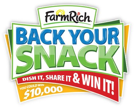 Share your favorite game time snack recipes and your team could win big! Find out more at www.backyoursnack.com. #BackYourSnack