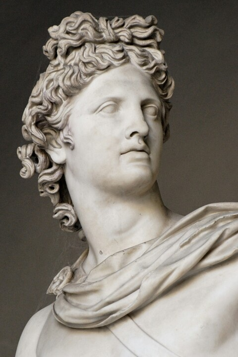 Apollo Greek God Of Light And The Sun Medicine And