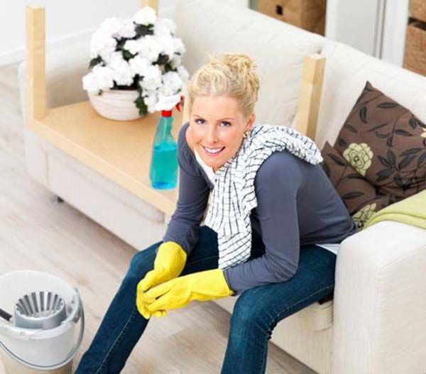 how to clean house fast great links pinterest