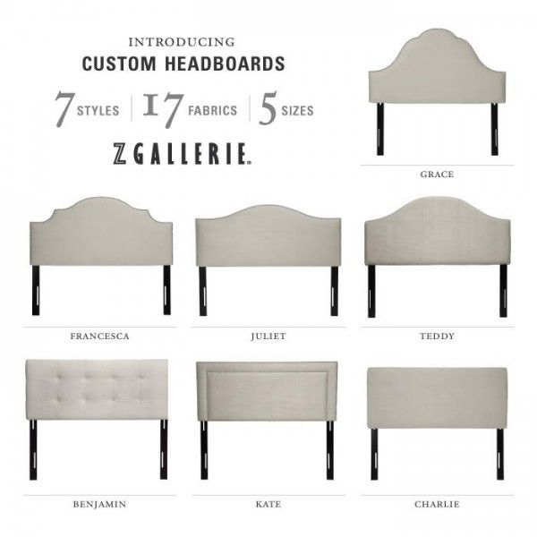 Headboard Shapes New Of Headboard shapes Pictures