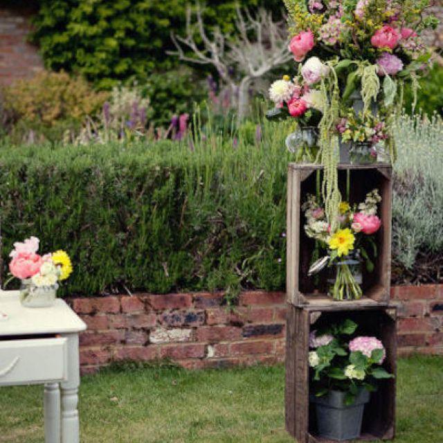 Pinterest rustic country garden ideas photograph rustic ga - Rustic flower gardens ...