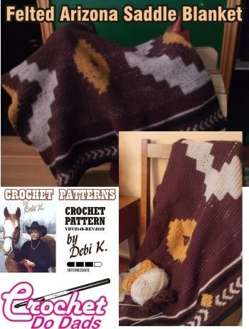 Saddle Tramp Vest -Free Crochet Pattern | Cobblerscabin's