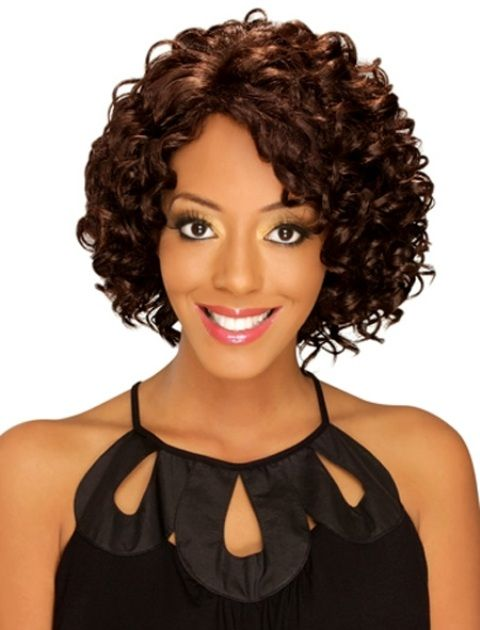 Bob hairstyles for black women curly hair