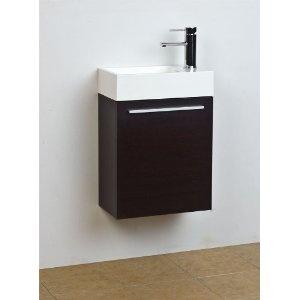 18 Inch Sink Vanity : 18 inch Bathroom Vanity F.Interiors Bathrooms Pinterest
