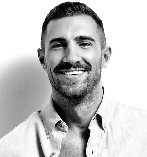 designer gay men of note handsome guys picture swimwear designer