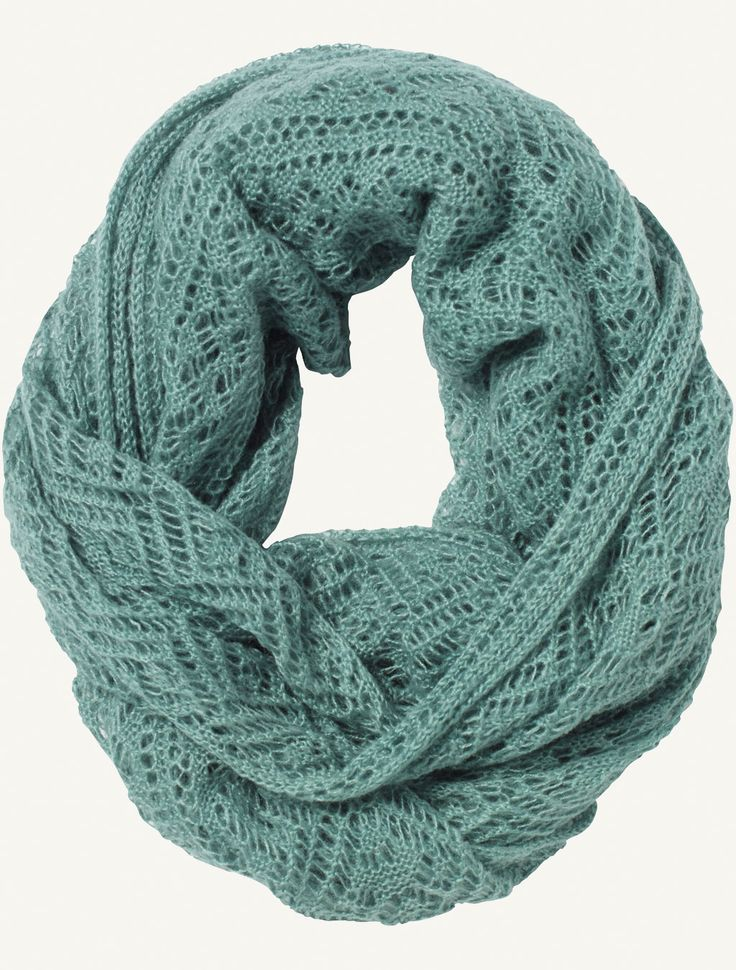Crochet Knitted Snood Projects Pinterest