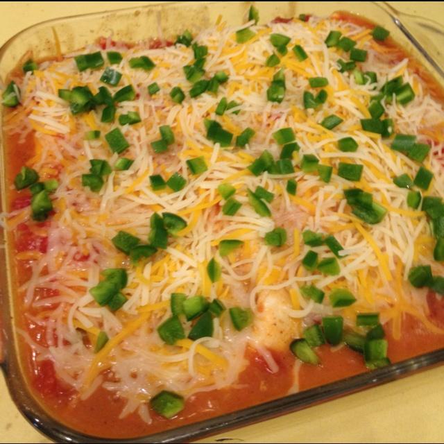 Beef And Bean Enchilada Casserole Recipes — Dishmaps