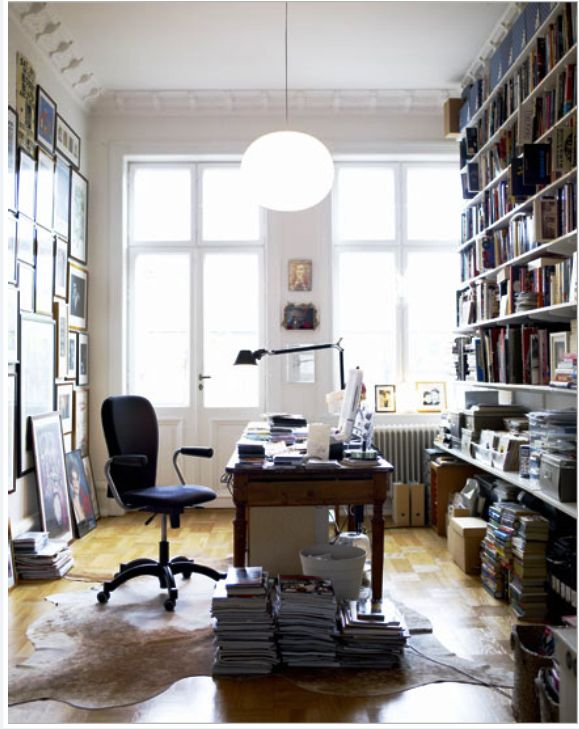 Home Office Interiors And Decorating Pinterest