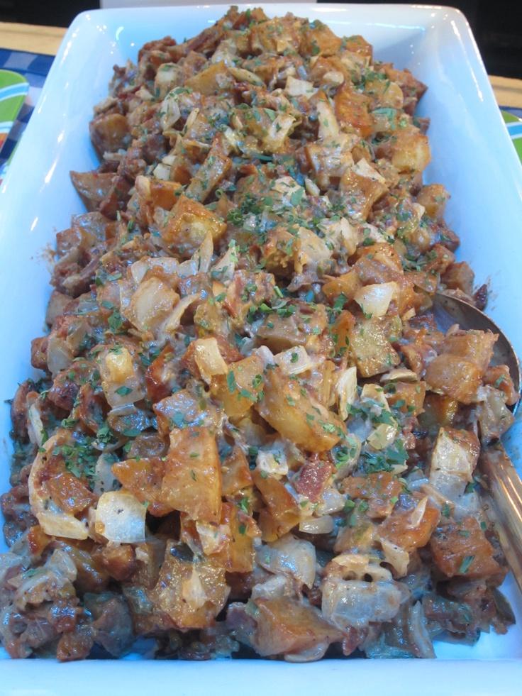 Grilled Potato Salad   Grilling   Pinterest