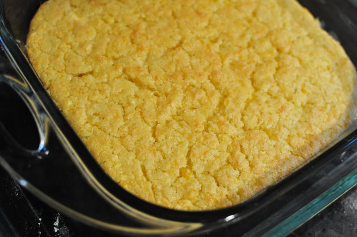 Sweet corn cake | Mexican | Pinterest