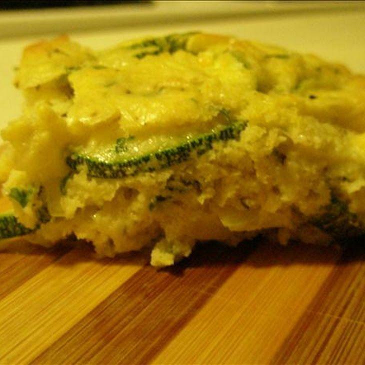Zucchini Appetizers Recipe | Appetizers | Pinterest