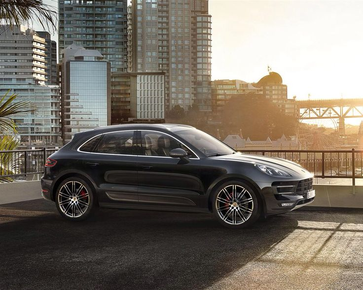 Porsche Macan S Turbo - najpotężniejsza wersja tego modelu (źródło grafiki: Pinterest)