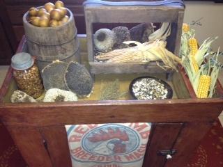 Dry Sink in Kitchen | My Primitive Home | Pinterest