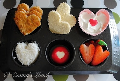 valentine day muffin recipes