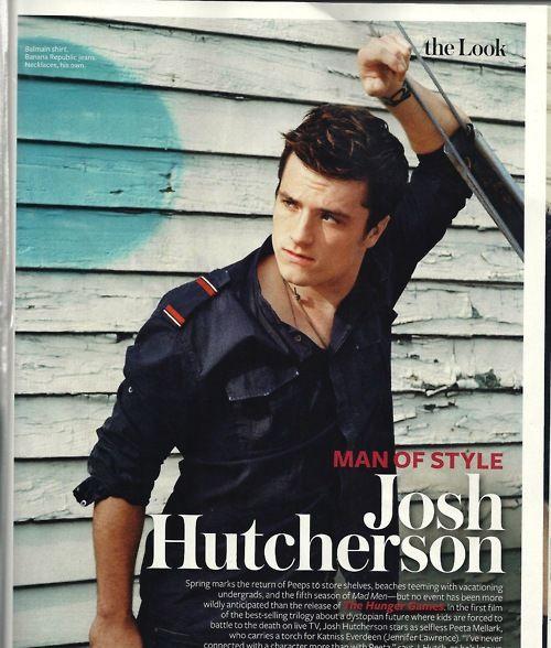 Josh Hutcherson, Hunger Games