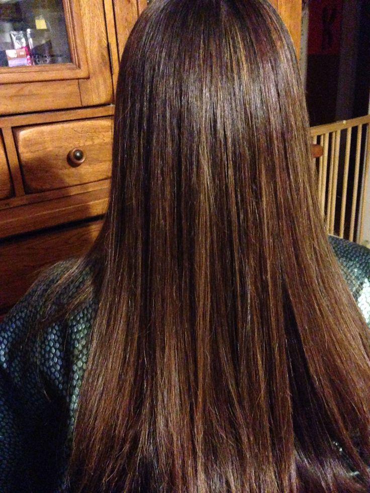Hi and lowlights hair   Hair and nails by Sara   Pinterest