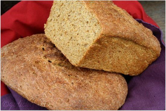 Oatmeal Molasses Bread - #9 Irma Rombauer