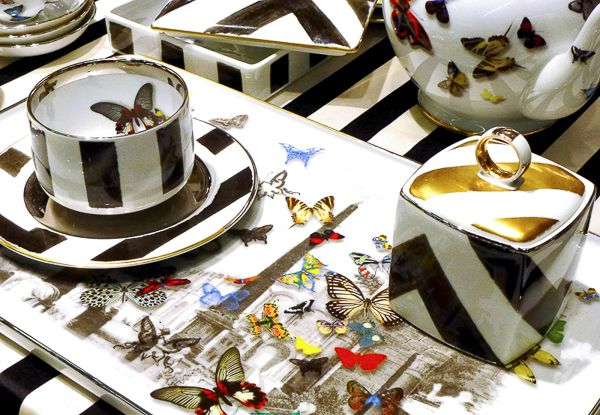 Christian Lacroix Maison Coffee Set for Vista Alegre 1824