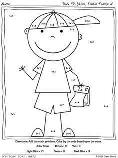 Printables Free Back To School Worksheets free printable back to school worksheets for middle first school