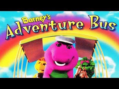 barneys adventure bus youtube kinder pinterest. Black Bedroom Furniture Sets. Home Design Ideas