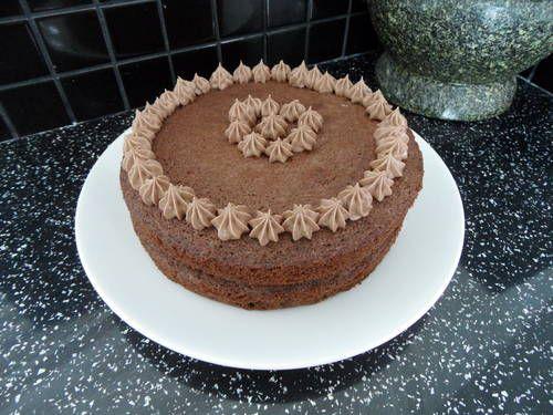 everyday easy chocolate cake | all karen kingsbury books | Pinterest
