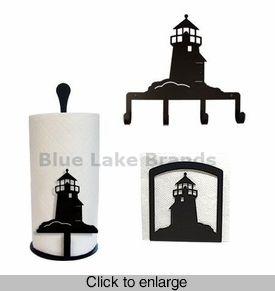 Lighthouse Kitchen Decor Set For The Kitchen Pinterest