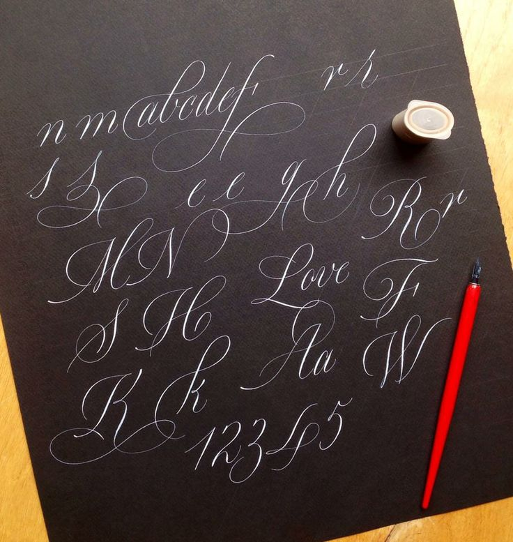 Rachel Yallop Calligraphy Etc Pinterest