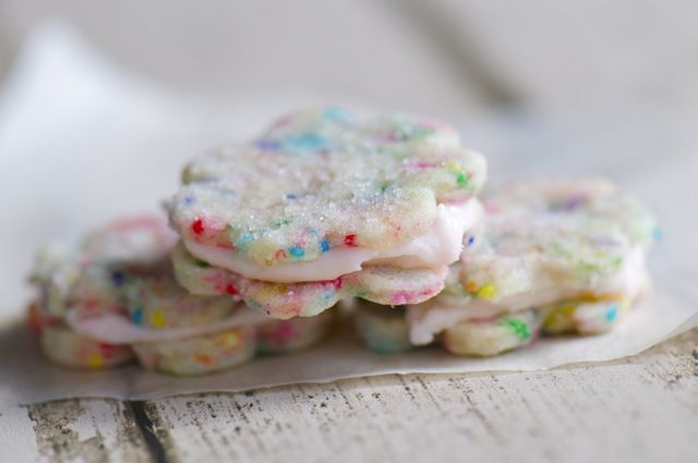 confetti cookies | sugar is my weakness | Pinterest