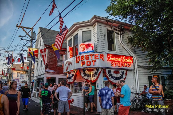 Pin by The Lobster Pot Restaurant Provincetown, MA Cape ...