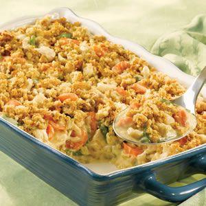 Country Chicken Casserole | Food *CHICKEN | Pinterest