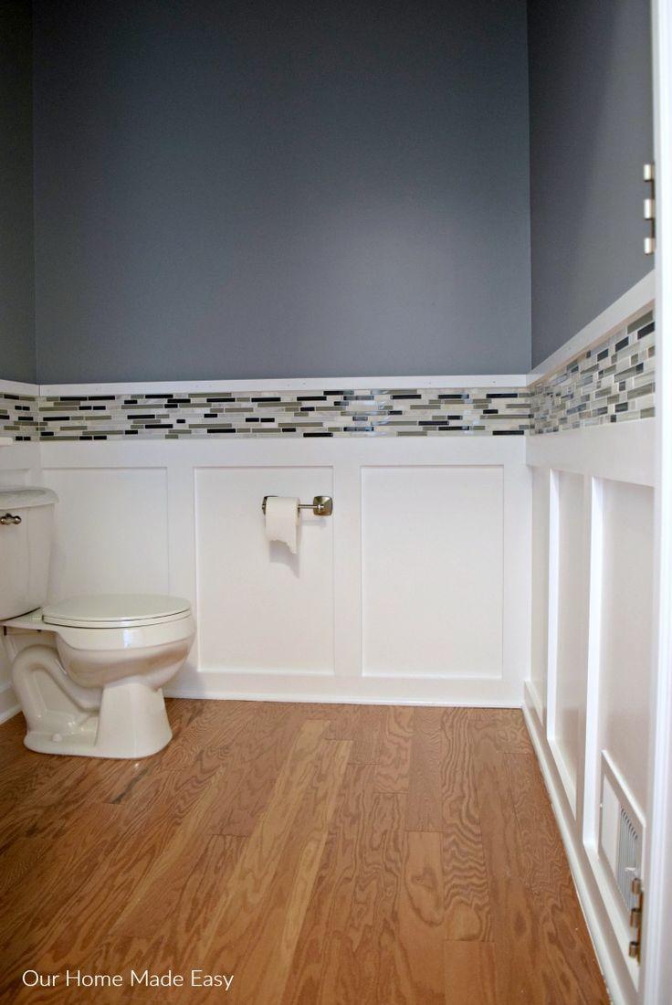 Tile paint for bathroom
