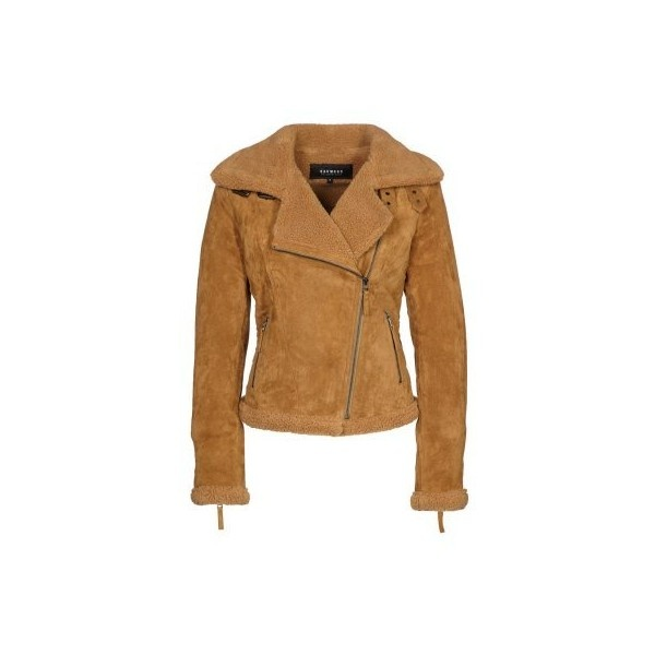 jacket liked on Polyvore (see more asymmetrical leather jackets