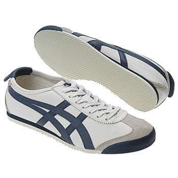 Athletics Onitsuka Tiger Men's Mexico 66 Birch/Indian Ink/Lat Shoes