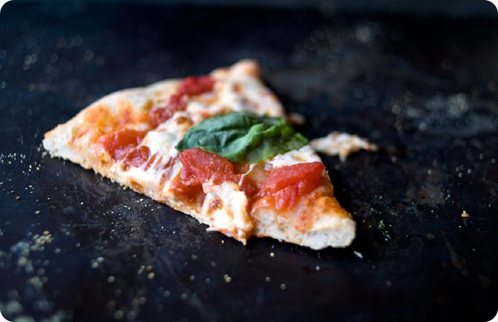 That Famous No-Knead Pizza | food. . . . | Pinterest