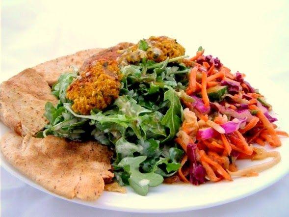 Baked Falafel | recipes | Pinterest