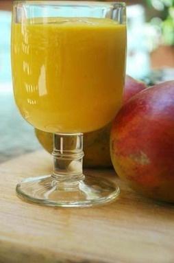 Luscious Mango Lassi | For the Home | Pinterest