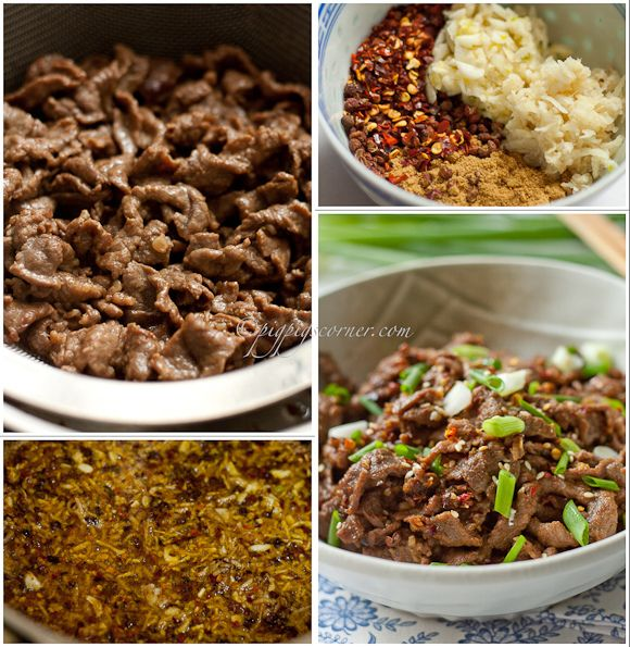 Cumin Beef | Recipes to try... | Pinterest