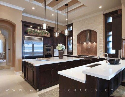 Transitional Kitchen Mallard Dr Pinterest