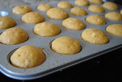 sweet potato mini muffins | B&B (Breakfast & Brunch) | Pinterest